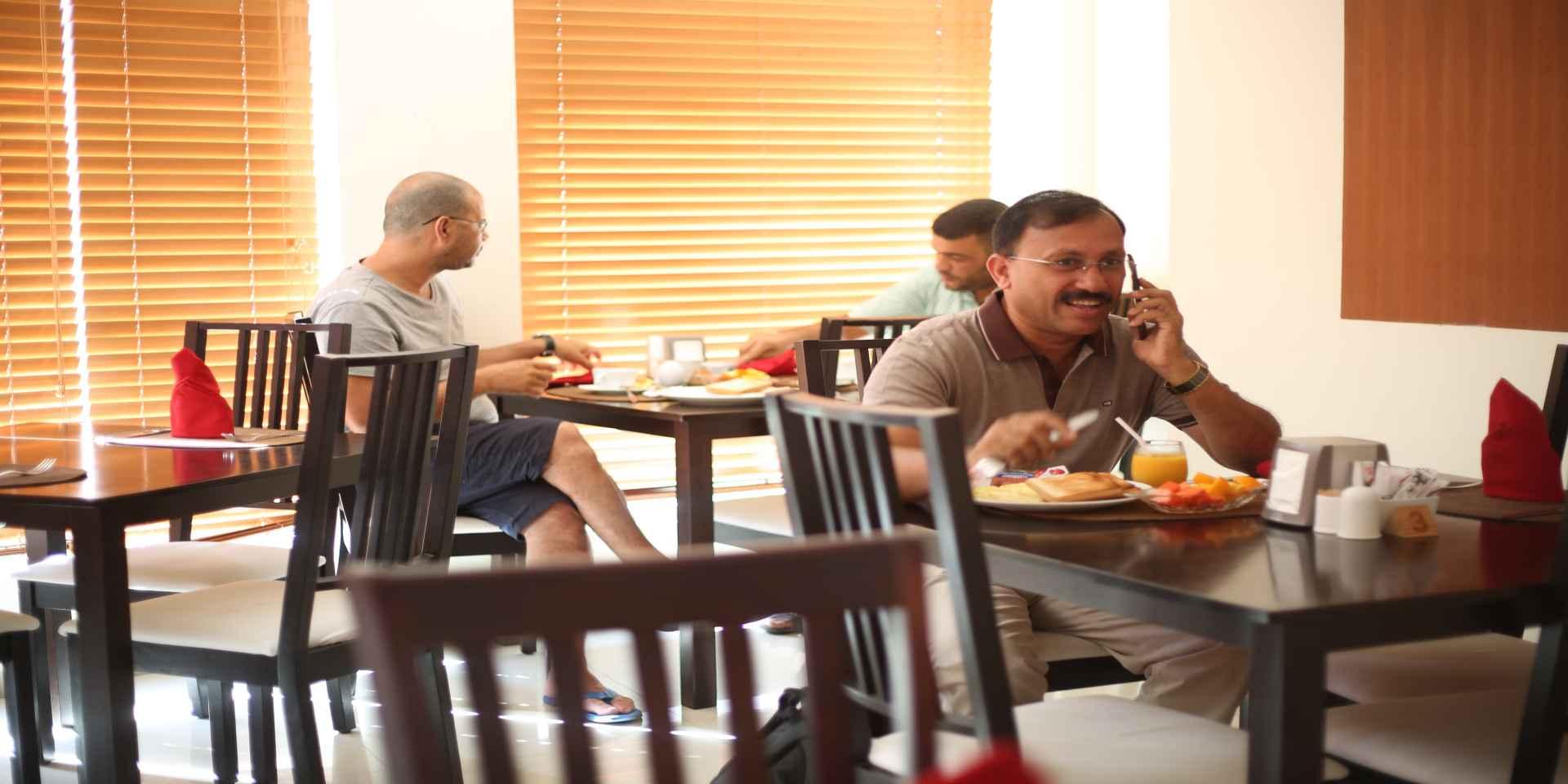 In-house Restaurant